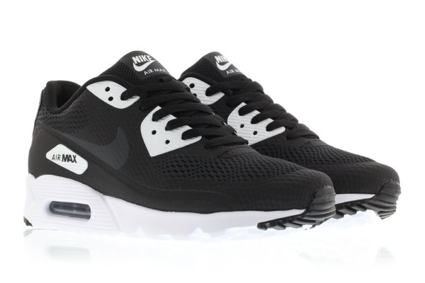 Nike Air Max 90 Ultra Essential - Black/Anthracite-White 5