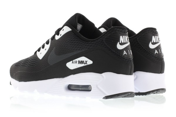 Nike Air Max 90 Ultra Essential - Black/Anthracite-White