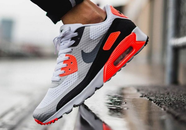 "Nike Air Max 90 Ultra ""Infrared"" 2"