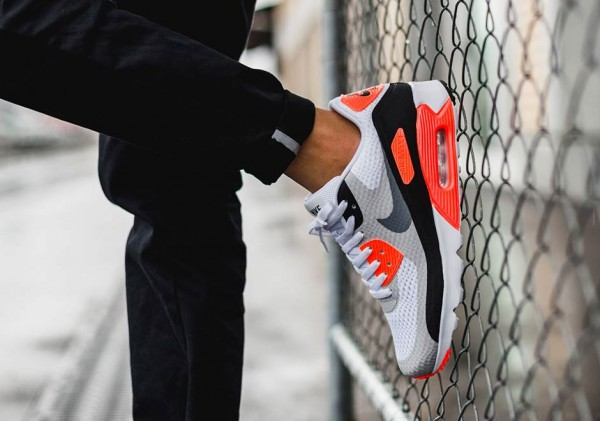 "Nike Air Max 90 Ultra ""Infrared"" 3"