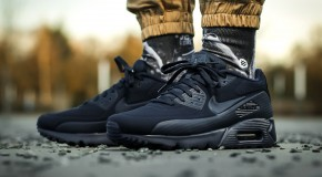 Nike Air Max 90 Ultra Moire – Midnight Navy