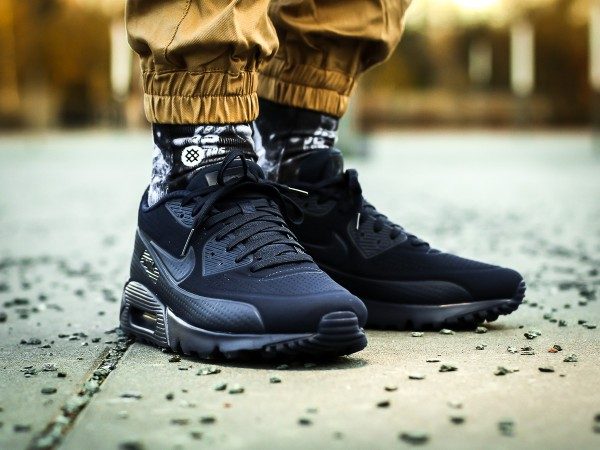 Nike Air Max 90 Ultra Moire - Midnight Navy 2