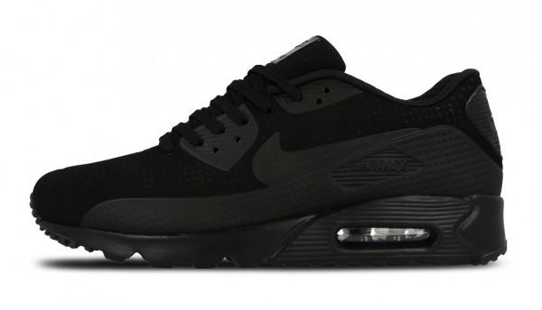 """Nike Air Max 90 Ultra Moire """"Triple Black"""" 2"""