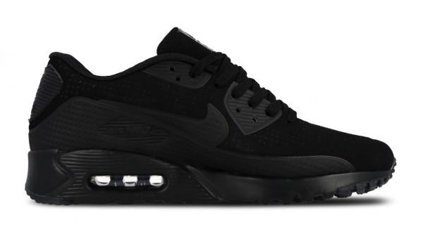 """Nike Air Max 90 Ultra Moire """"Triple Black"""" 3"""