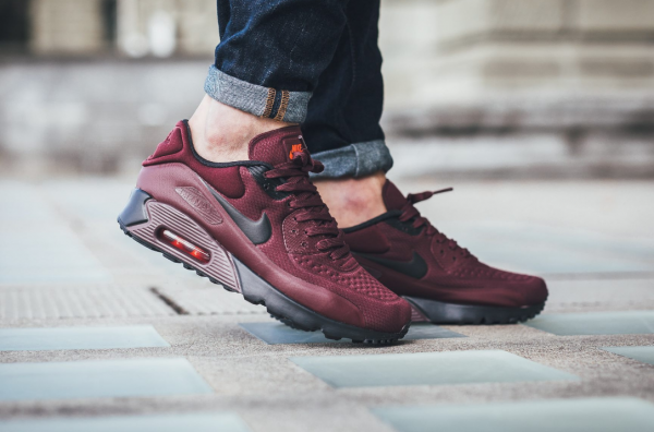 Nike Air Max 90 Ultra SE - Night Maroon/Black 2