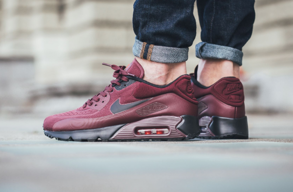 Nike Air Max 90 Ultra SE - Night Maroon/Black 3