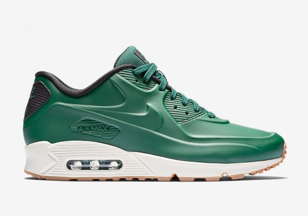 Nike Air Max 90 VT - Gorge Green/Black-Sail-Gum Light Brown 3