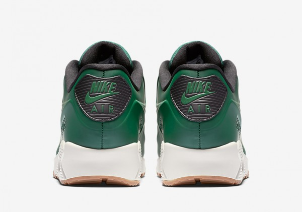 Nike Air Max 90 VT - Gorge Green/Black-Sail-Gum Light Brown 5