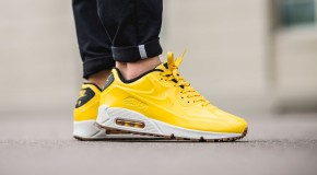Nike Air Max 90 VT QS – Varsity Maize/Light Bone