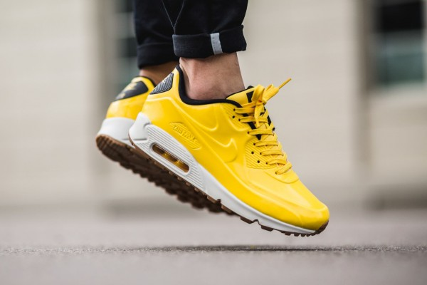 Nike Air Max 90 VT QS - Varsitiy Maize/Light Bone 3