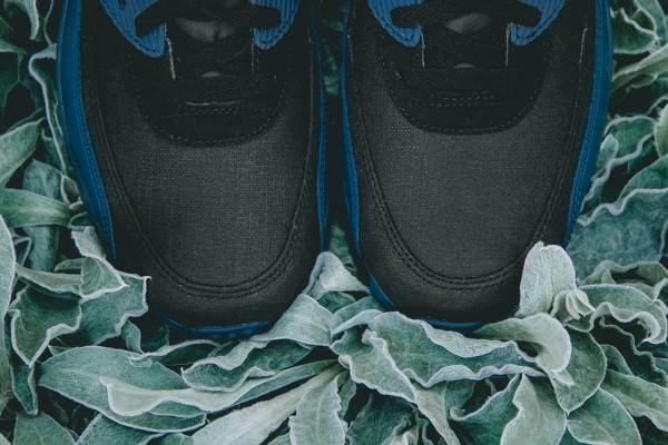 "Nike Air Max 90 Winter PRM ""Squadron Blue/Black"" 3"