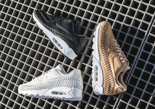 "Nike Air Max 90 ""Woven"" Pack 12"