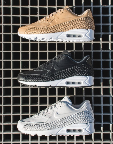 "Nike Air Max 90 ""Woven"" Pack 13"
