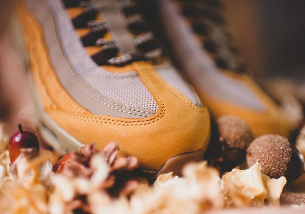 Nike Air Max 95 - Bronze/Baroque Brown-Bamboo 10