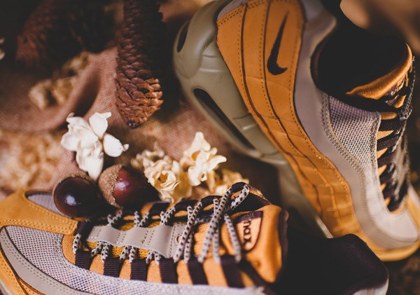 Nike Air Max 95 - Bronze/Baroque Brown-Bamboo 2