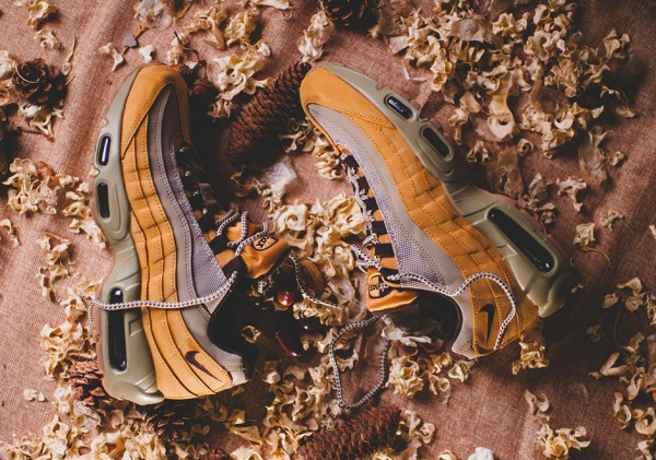 Nike Air Max 95 - Bronze/Baroque Brown-Bamboo 4