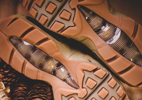 Nike Air Max 95 - Bronze/Baroque Brown-Bamboo 6