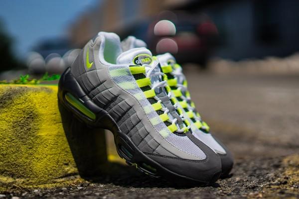 """Nike Air Max 95 """"Neon"""" 2"""
