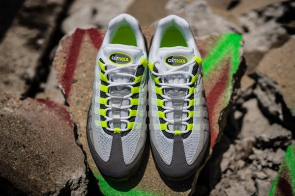 """Nike Air Max 95 """"Neon"""" 3"""