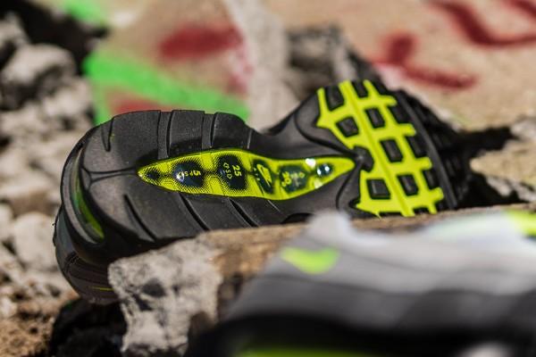 """Nike Air Max 95 """"Neon"""" 7"""