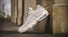 Nike Air Max 95 – Phantom / Wolf Grey – Light Brown