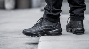 Nike Air Max 95 Sneakerboot – Black/Black