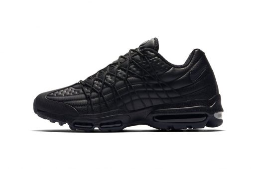 "NIKE AIR MAX 95 ULTRA ""TRIPLE BLACK"""