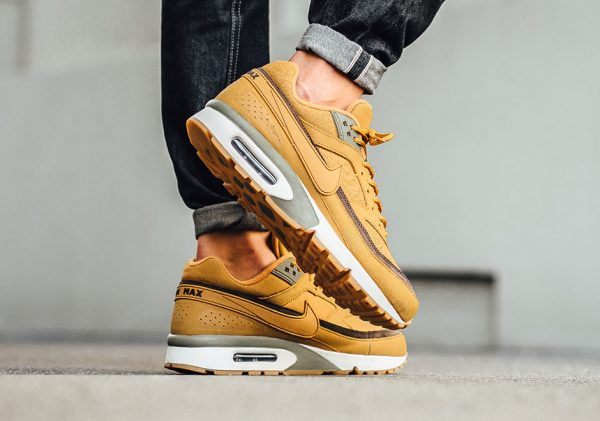 Nike Air Max BW - Bronze/Bamboo-Baroque Brown 2