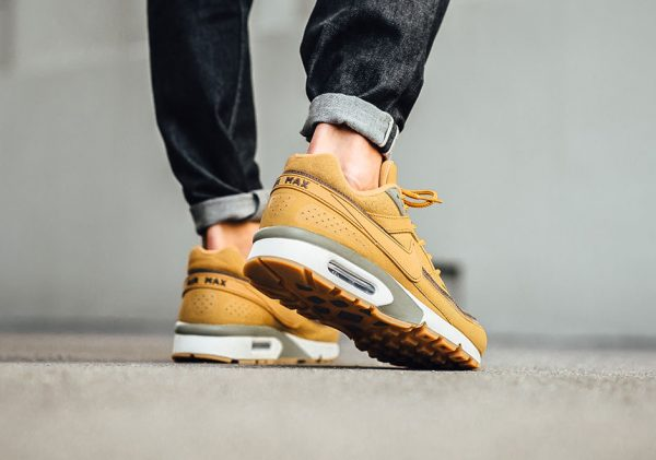 Nike Air Max BW - Bronze/Bamboo-Baroque Brown 3