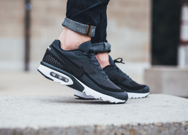 Nike Air Max BW Ultra - Anthracite/Black-White 2