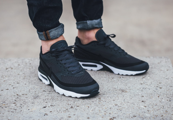 Nike Air Max BW Ultra - Anthracite/Black-White 3