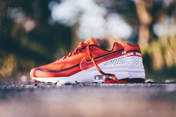 Nike Air Max BW Ultra - University Red/Bright Crystal 2