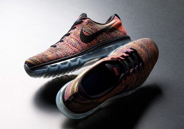 "Nike Air Max Flyknit ""Multicolor"" 2"