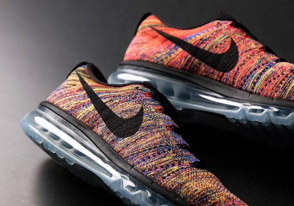 "Nike Air Max Flyknit ""Multicolor"" 3"