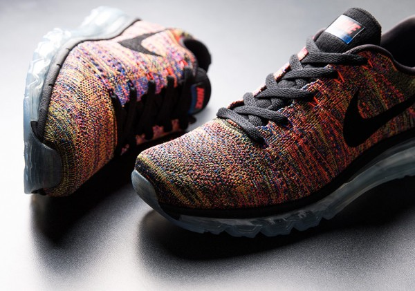 "Nike Air Max Flyknit ""Multicolor"" 4"