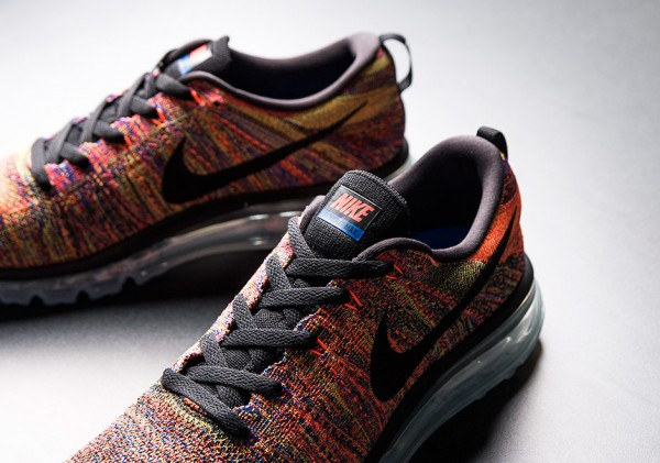 "Nike Air Max Flyknit ""Multicolor"" 5"