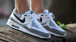 NIKE AIR MAX LIGHT (MAGNET GREY)