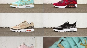 NIKE AIR MAX – CITY COLLECTION 2016