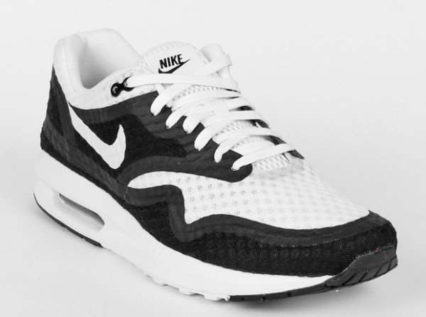 Nike Air Max Lunar1 BR - Black / White 3