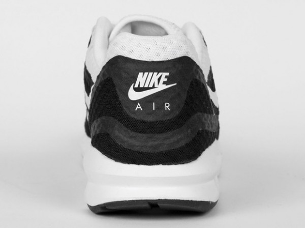 Nike Air Max Lunar1 BR - Black / White 4
