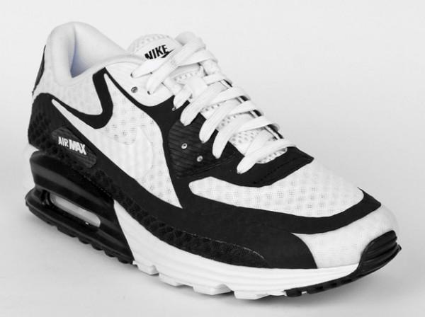 Nike Air Max Lunar90 BR - White / Black 2