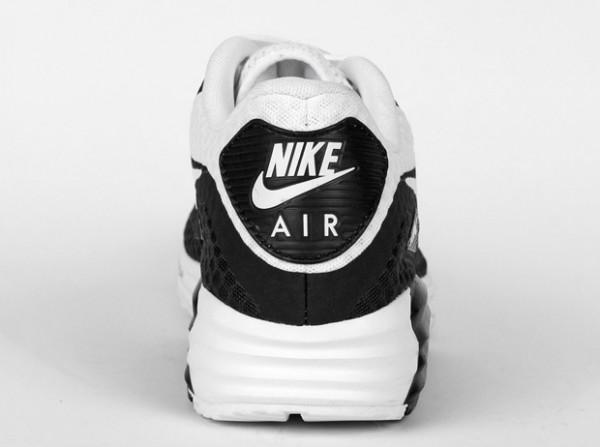 Nike Air Max Lunar90 BR - White / Black 5