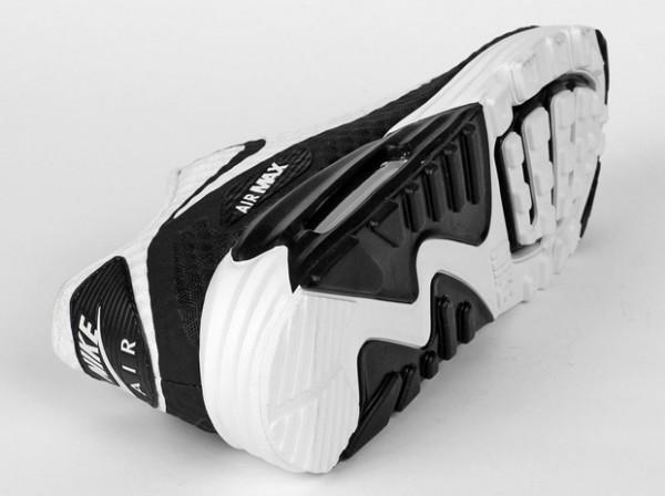 Nike Air Max Lunar90 BR - White / Black 6