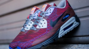 "Nike Air Max Lunar90 Jacquard ""Red Clay"""