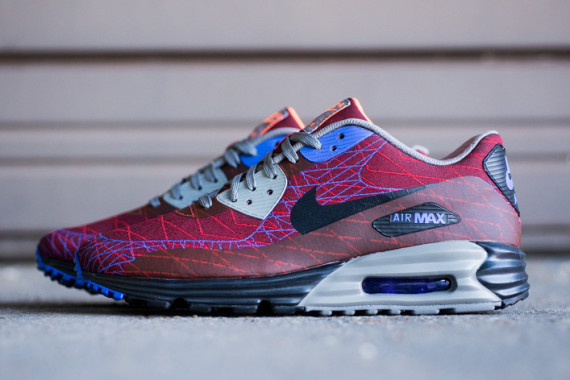 "Nike Air Max Lunar90 Jacquard ""Red Clay"" 3"