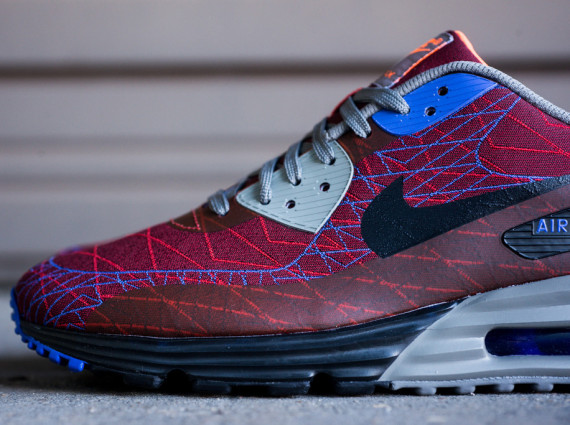 "Nike Air Max Lunar90 Jacquard ""Red Clay"" 5"