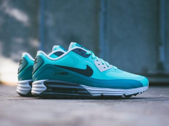 """Nike Air Max Lunar90 WR """"Bleached Turquoise"""" 2"""