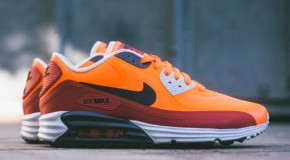 Nike Air Max Lunar90 WR – Team Orange / Red Clay
