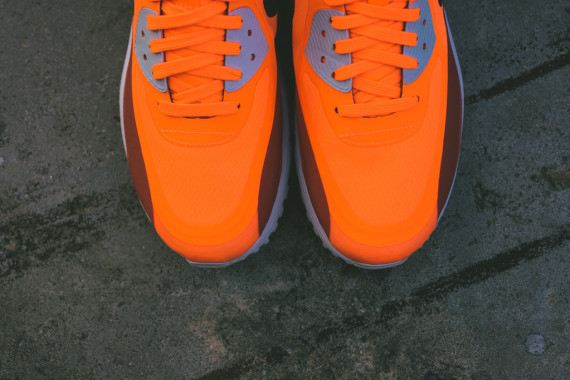 Nike Air Max Lunar90 WR – Team Orange / Red Clay 6