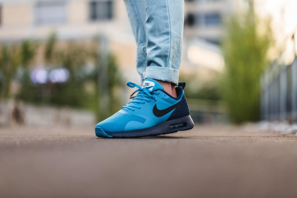 Nike Air Max Tavas - Stratus Blue/Black-Obsidian 2